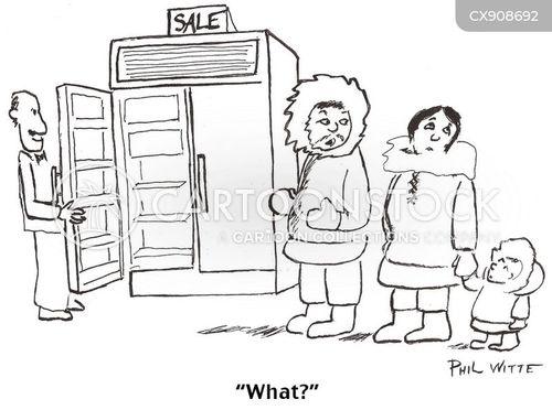 fooled cartoon