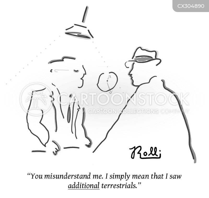 investigator cartoon