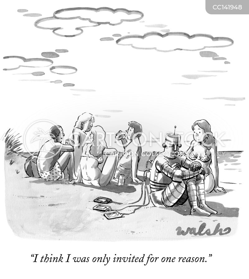 invitations cartoon