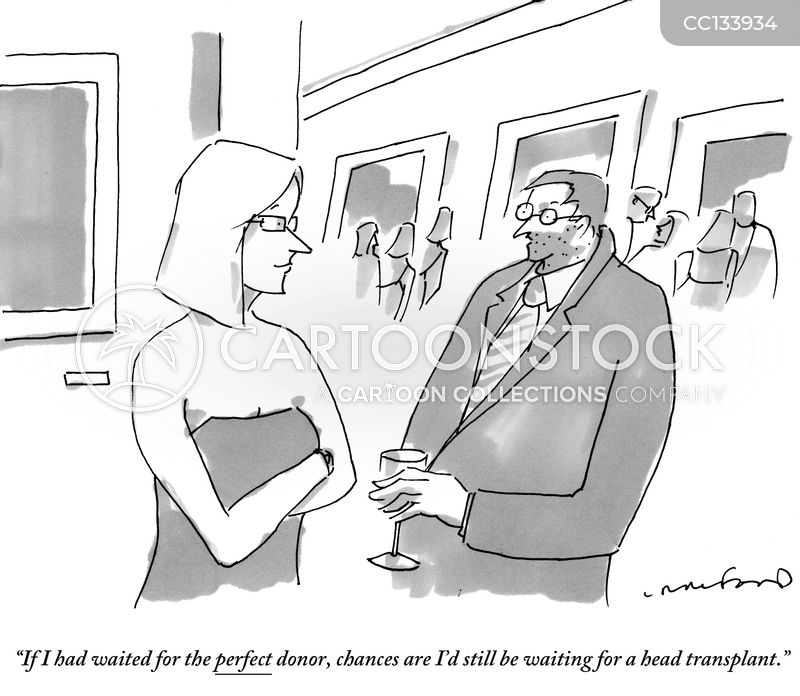 organ donation cartoon