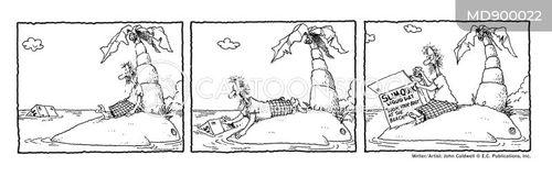beach bodies cartoon