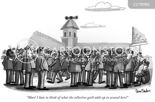collective cartoon