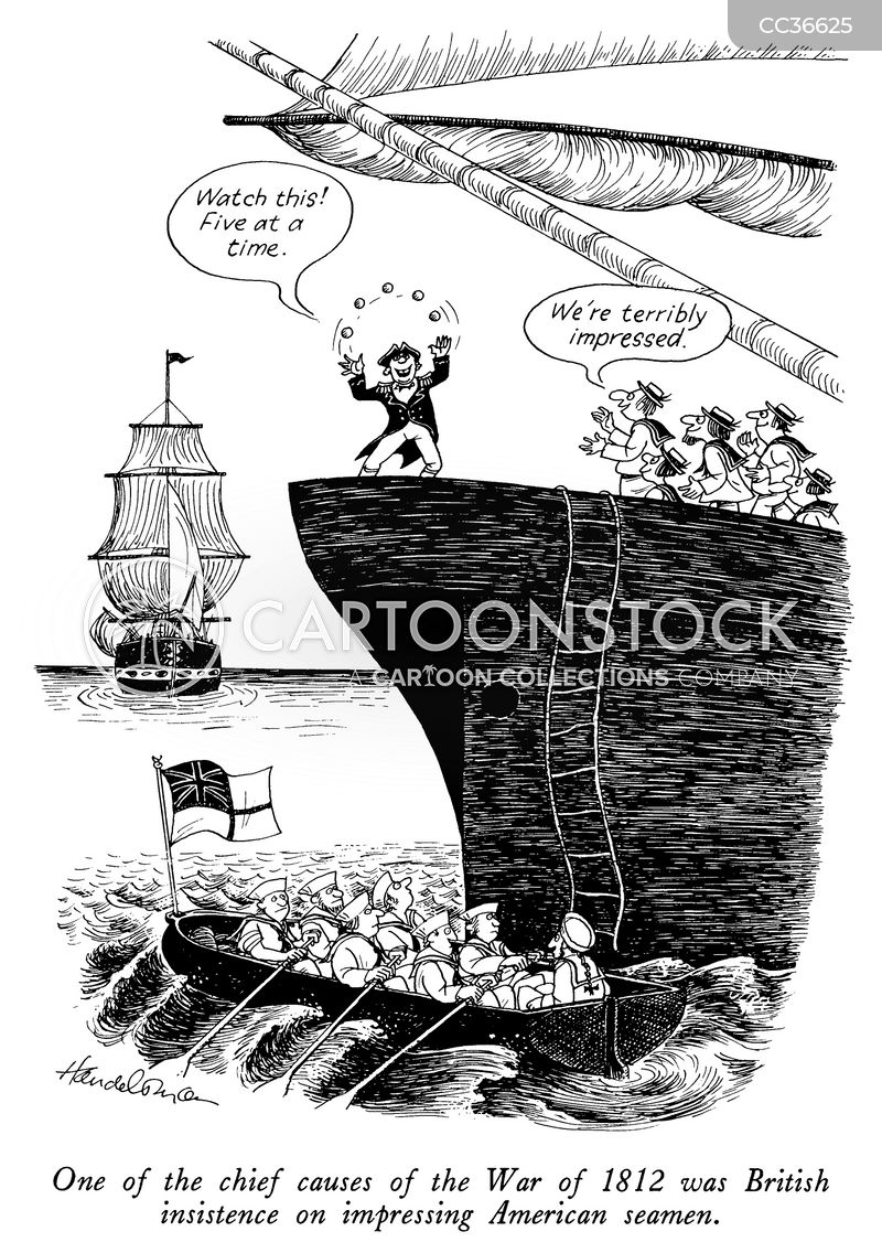 American History cartoon