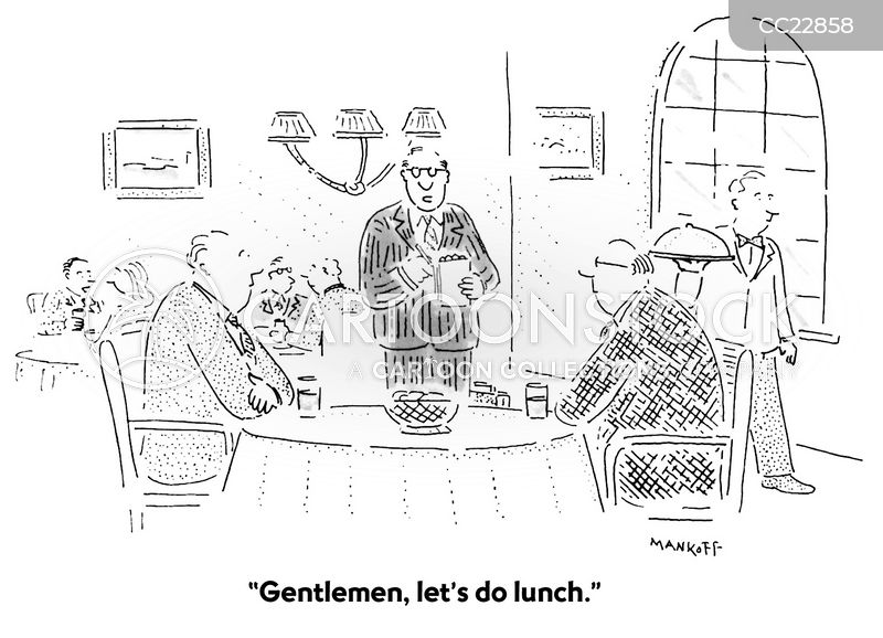 corporatespeak cartoon