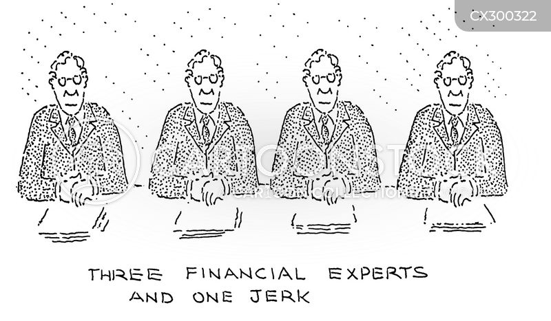 offshore bank account cartoon