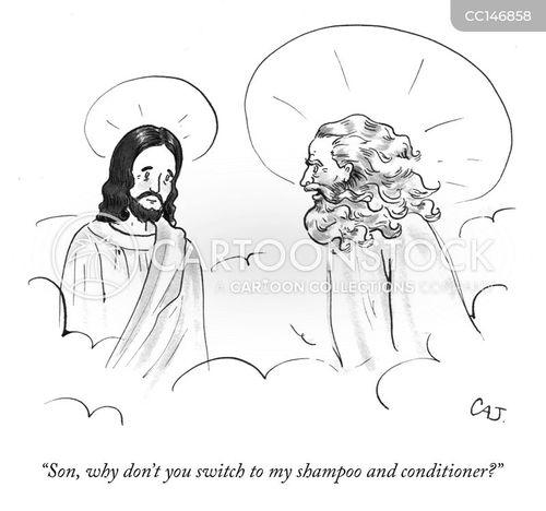 conditioner cartoon