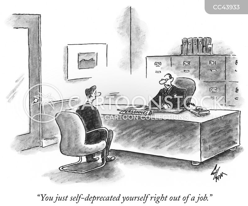 Job Appraisal cartoon