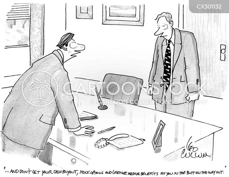Job Candidate cartoon
