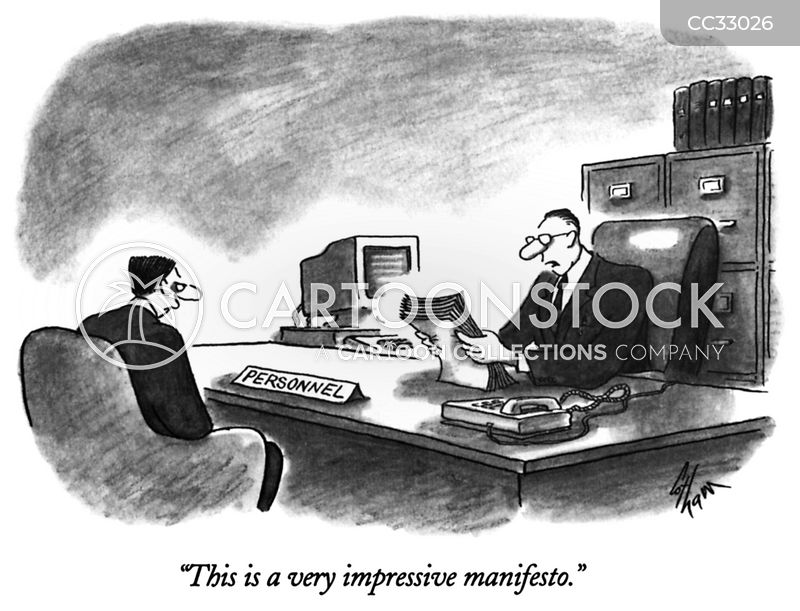 manifesto cartoon