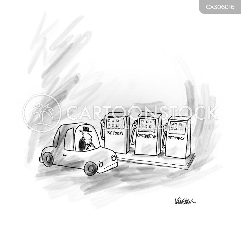 orthodox cartoon