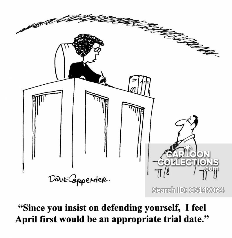 April 1st cartoon