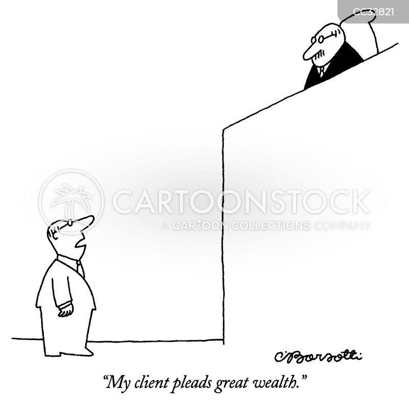 courtrooms cartoon