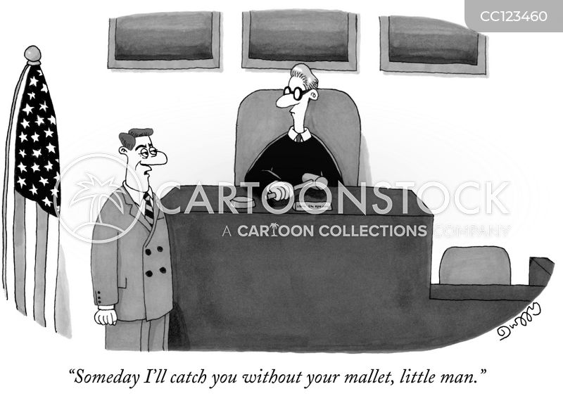 mallet cartoon