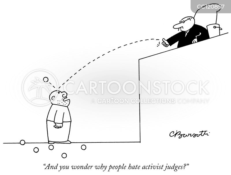 trials cartoon