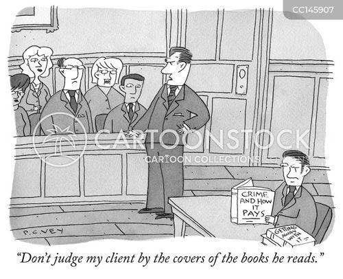 courthouses cartoon