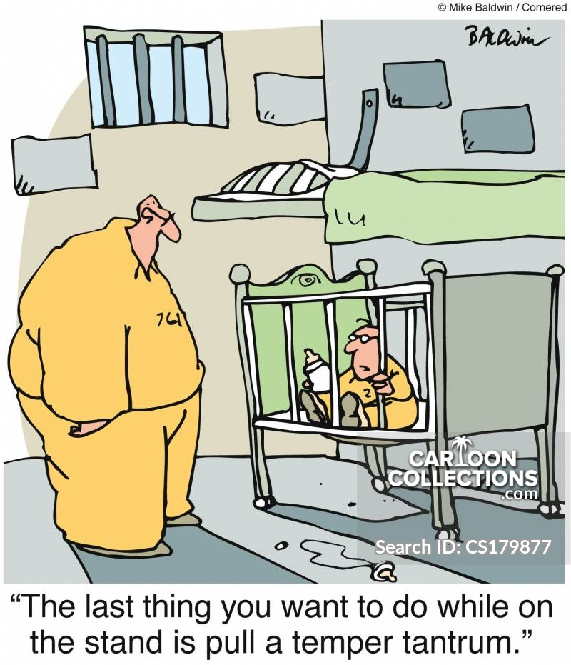 Youth Offender cartoon