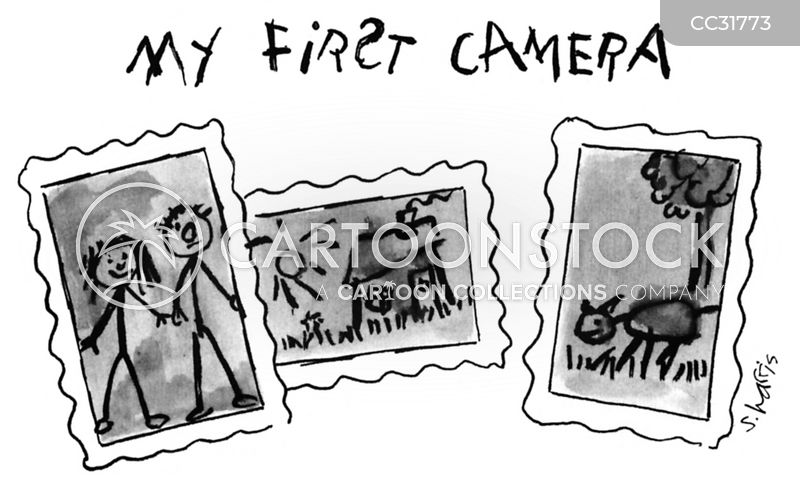 photography cartoon
