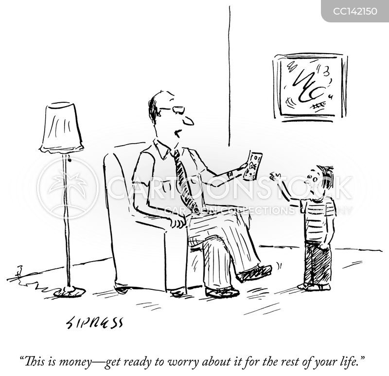 life lessons cartoon