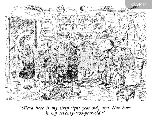 dependency cartoon