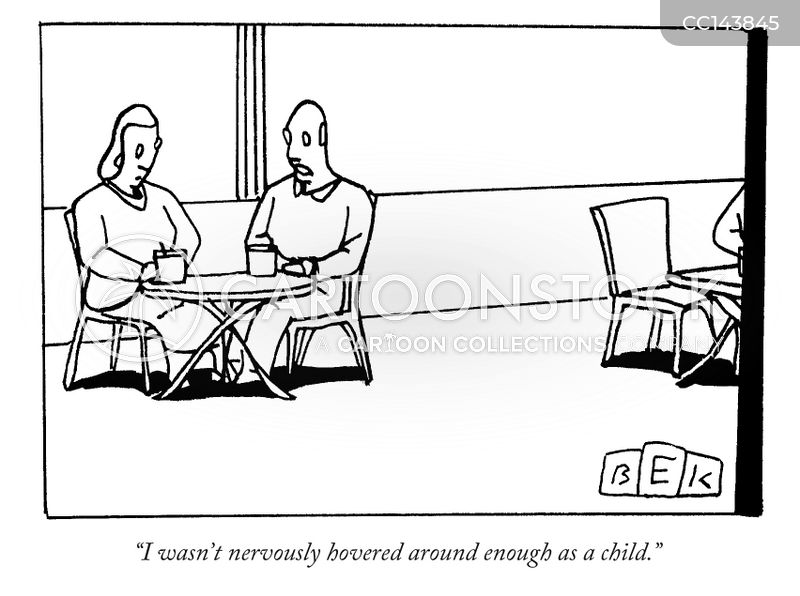helicopter parents cartoon