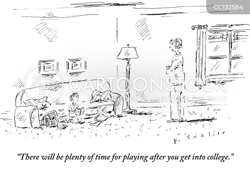 modern parenthood cartoon