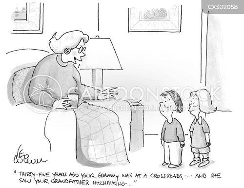 granddaughters cartoon