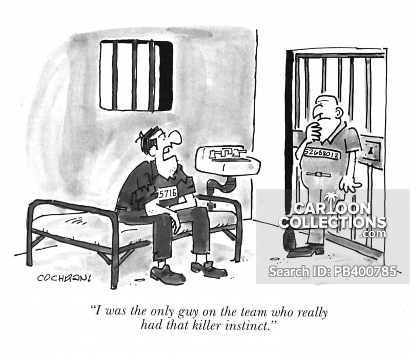 Psychopaths cartoon