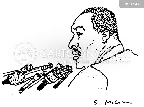 activists cartoon