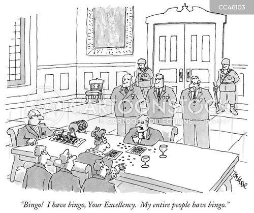 bingo games cartoon