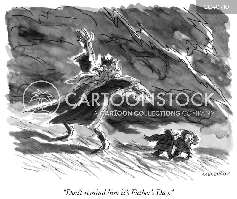 King Lear cartoons, King Lear cartoon, funny, King Lear picture, King Lear pictures, King Lear image, King Lear images, King Lear illustration, King Lear illustrations