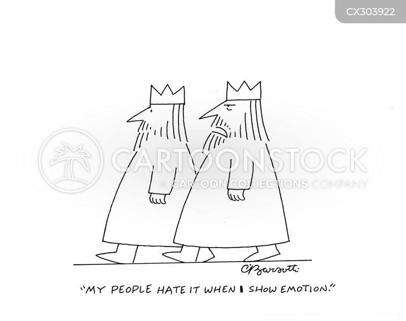 constitutional monarchy cartoon