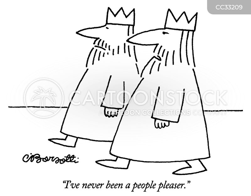 peasants cartoon