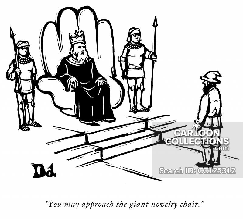 Novelty Chairs cartoon