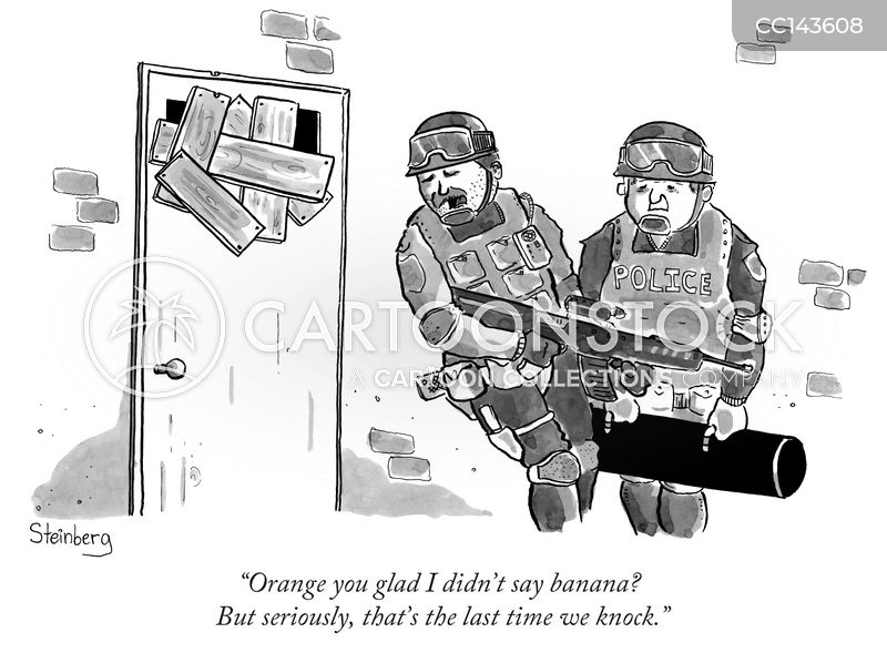 knock-knock jokes cartoon