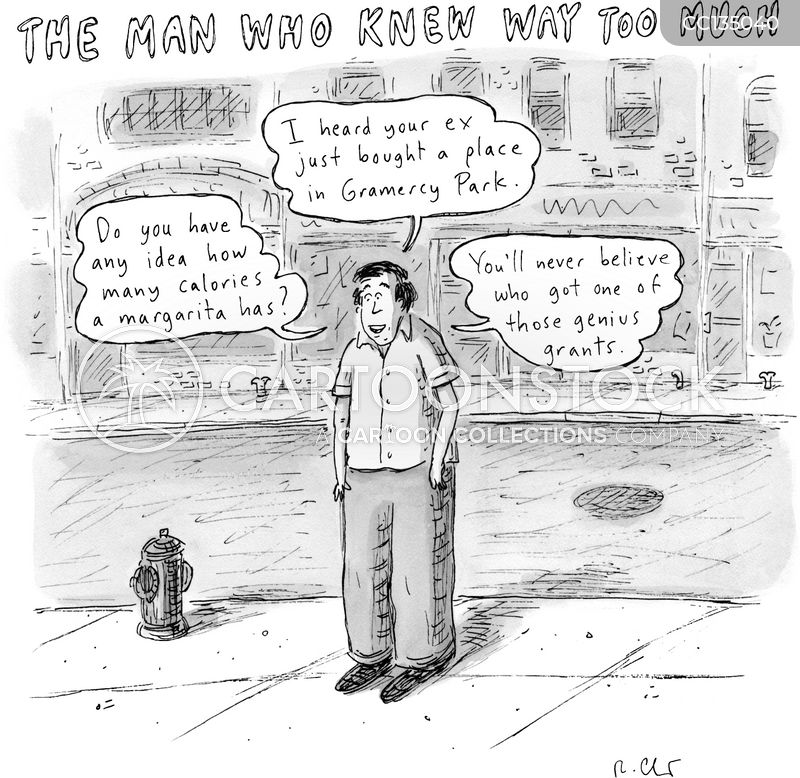 Rumour Mill cartoon