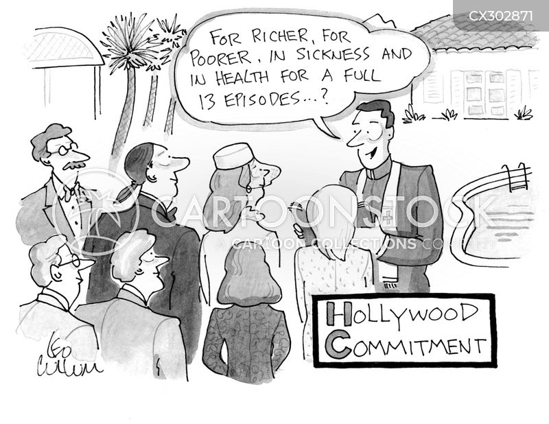 committed relationships cartoon