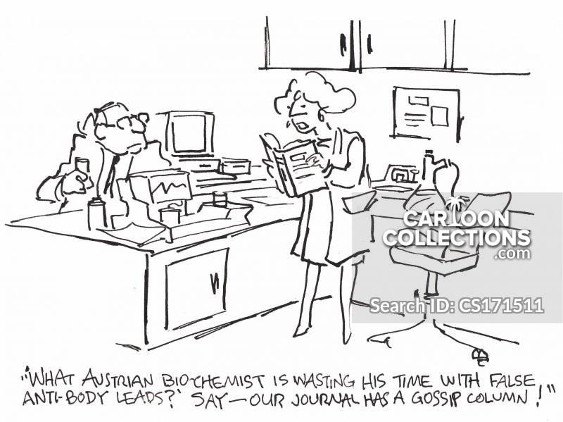 anti-body cartoon