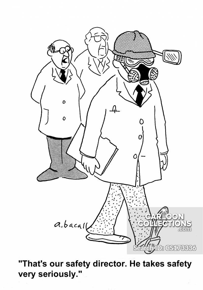 Safety Clothing Cartoons And Comics Funny Pictures From Cartoon Collections