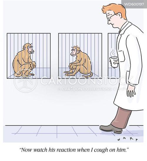 contagion cartoon