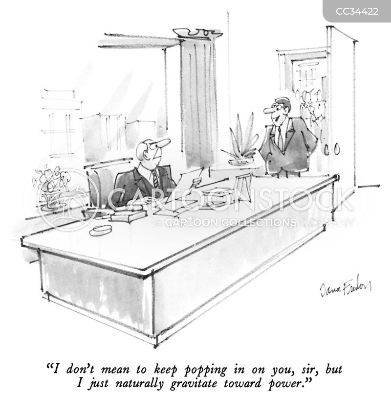 office politics cartoon