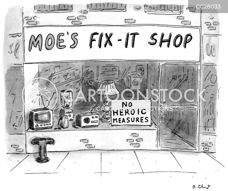 fix cartoon