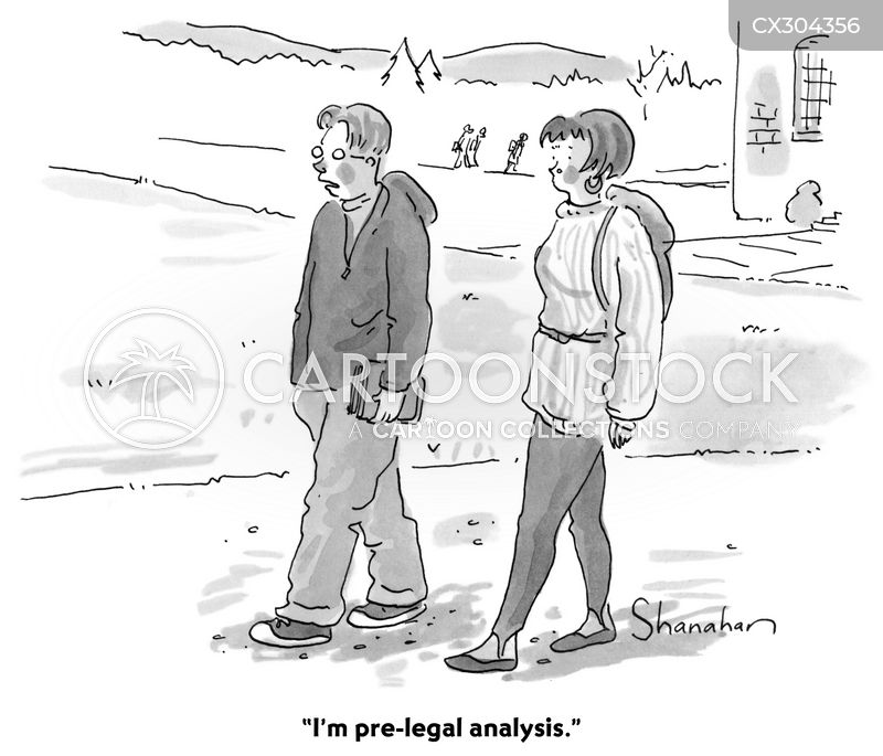 Law Schools cartoon
