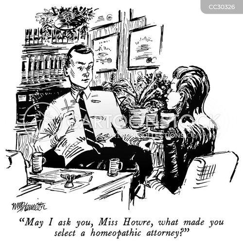 alternative medicine cartoon