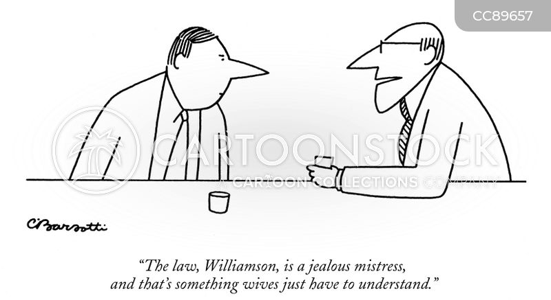 mistresses cartoon