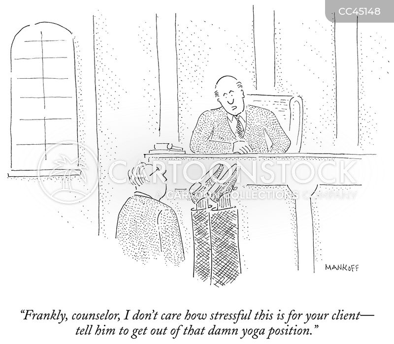 barrister cartoon
