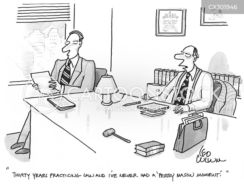 defence cartoon