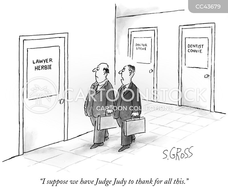 Job Titles cartoon