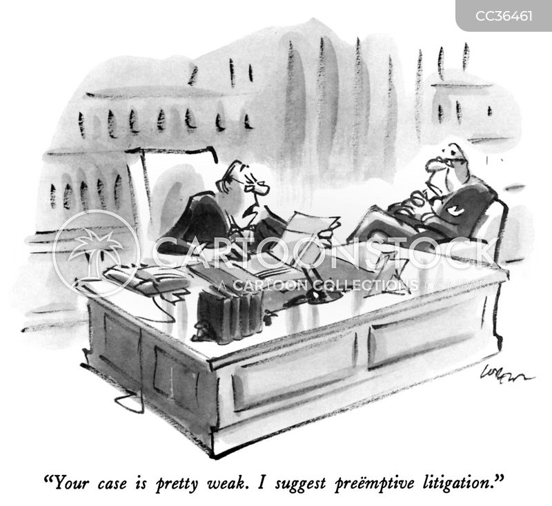 preempts cartoon