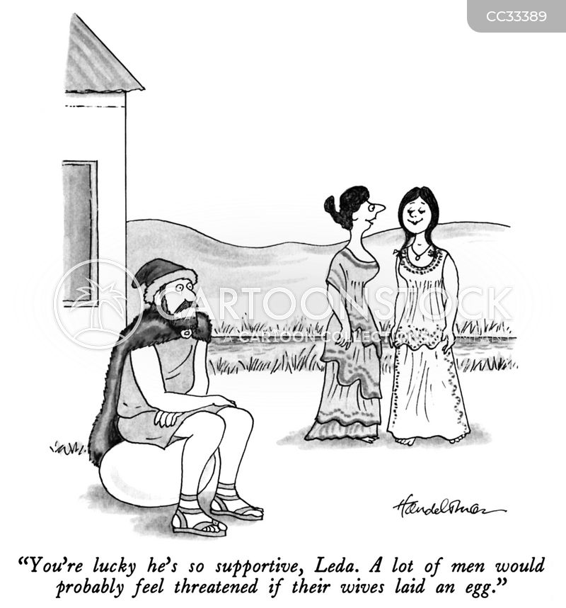 greek mythology cartoon