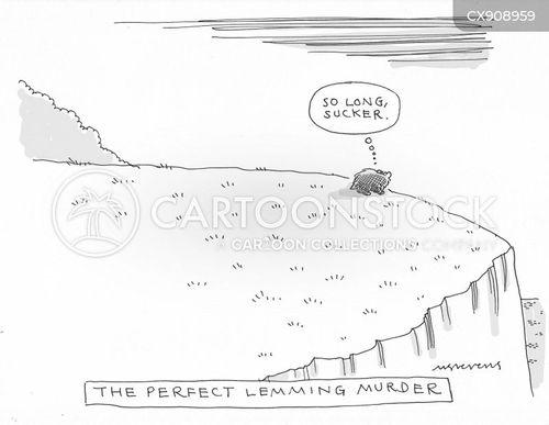 sucker cartoon